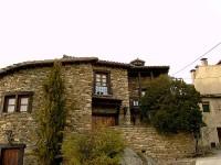 Arquitectura rural en Horcajuelo de la Sierra en Madrid