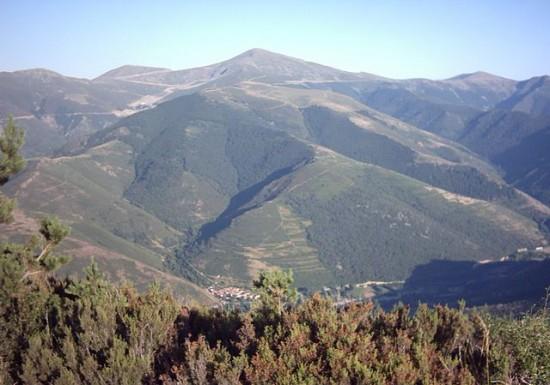 Monte San Lorenzo en La Rioja