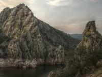 Mirador Salto del Gitano en Monfragüe