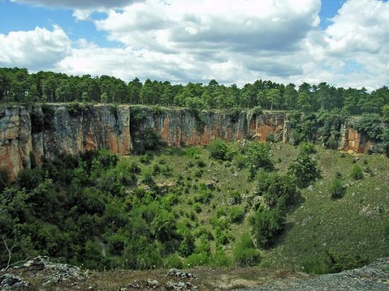 Las torcas de los Palancares, un espectáculo natural en la Serranía de Cuenca