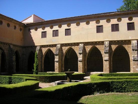 Monasterio de Piedra en Nuévalos en la provincia de Zaragoza