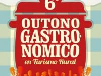 Sexto Otoño Gastronómico en Turismo Rural en Galicia