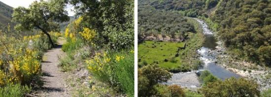 Ruta senderismo San Esteban de la Sierra – Valero en Salamanca