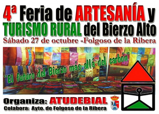 Feria de Artesanía y Turismo Rural del Bierzo Alto