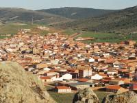 Vista de Porzuna en Ciudad Real