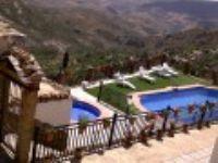 Alojamiento rural en Mecina Bombarón en la provincia de Granada