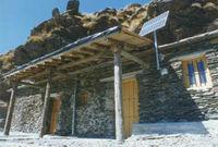 Alojamiento rural en Laroles en la provincia de Granada