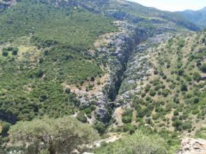 cañón de las buitreras